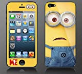 Funny Despicable Me Color LCD Film Screen Protector Sticker Case for Iphone 5