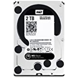 Western Digital 2TB 3.5-Inch SATA 7200 RPM 64MB, Black