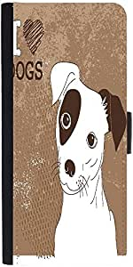 Snoogg Cute Jack Russell Terrier Brilliant Card For Dogloversdesigner Protect...