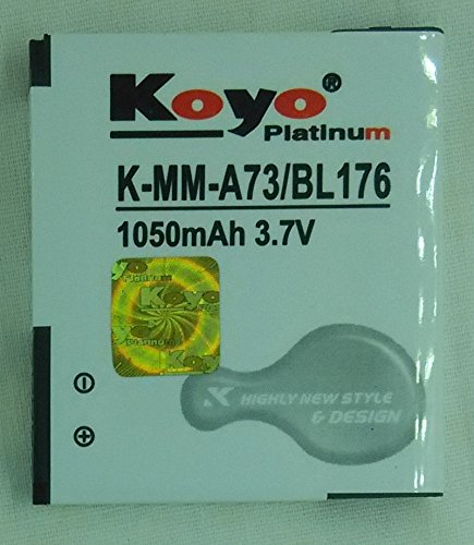 Koyo-1050mAh-Battery-(For-Micromax-A73)