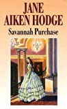 Savannah Purchase (0340174129) by Jane Aiken Hodge