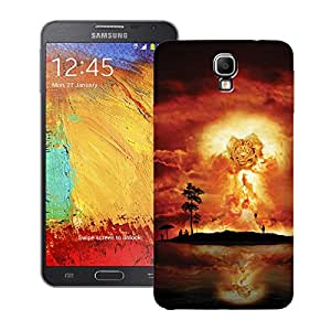 Zapcase Printed Back Case For Samsung Note 3 Neo