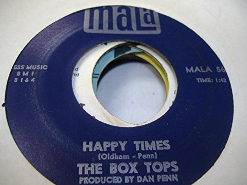 The Box Tops - The Box Tops - The Letter - Zortam Music