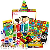 Genius Box Learning Toys for Children : Magical Colours Activity Kit