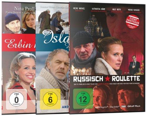 Perlen des Fernsehfilms (DVD-Package, Teil 1-3))