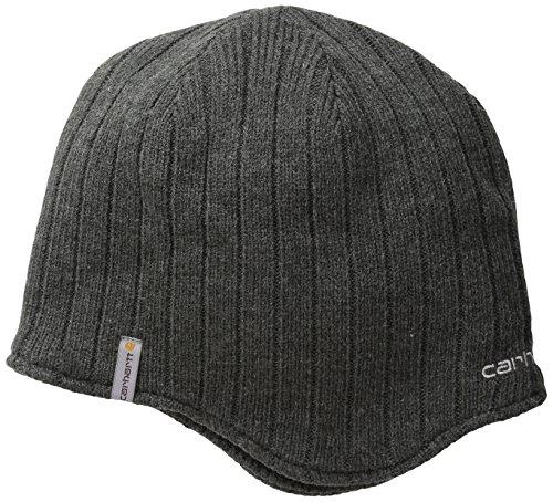 carhartt-mens-firesteel-hat-charcoal-heather-one-size
