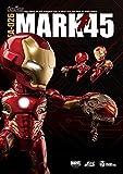 Egg Attack Action Avengers: Age of Ultron アイアンマン Mark 45ダイキャスト製 塗装済み可動フィギュア