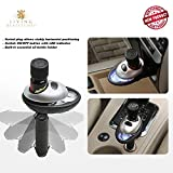 Aromatherapy Essential Oils Car Diffuser - Refresh & Revitalize your Vehicle with the Best Aroma Car Scenter from Living BeAtitudes