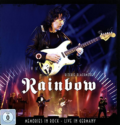 Memories In Rock - Live In Germany (DVD + Blu-Ray + 2CD)