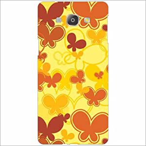 Samsung Galaxy A8 Back Cover - Silicon Sunflowers Designer Cases