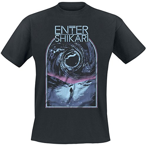 Enter Shikari Sky Break T-Shirt nero XXL