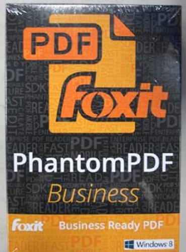 Foxit Phantom Pdf Business Wvhb Xp Wvhp Wve