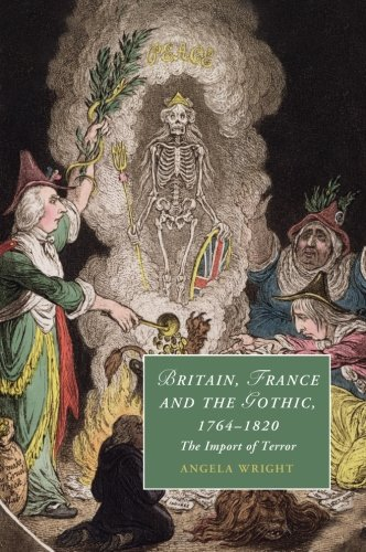 Britain, France and the Gothic, 1764-1820: The Import of Terror (Cambridge Studies in Romanticism)