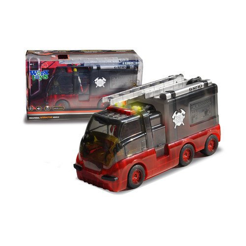 Worx Toys Torch Fire Truck Toy