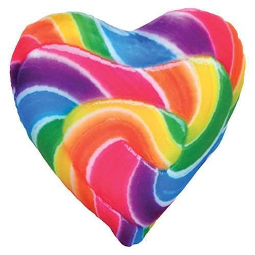 New  Classic Candy Heart Microbead Pillow
