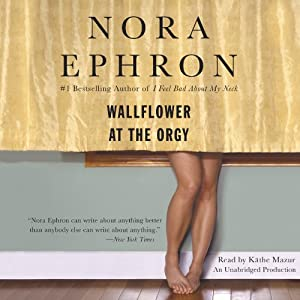 Wallflower at the Orgy Audiobook