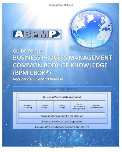 Business Process Management Common Body Of Knowledge