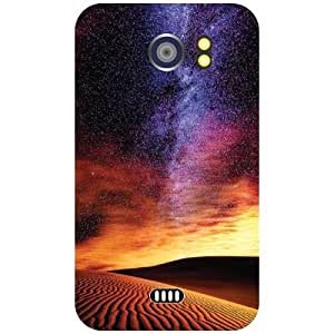 Micromax Canvas 2 A110 Back cover - Beauty Of Nature Designer cases