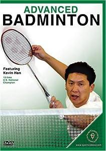 Advanced Badminton featuring Coach Kevin Han