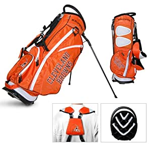NFL Cleveland Browns Stand Golf Bag