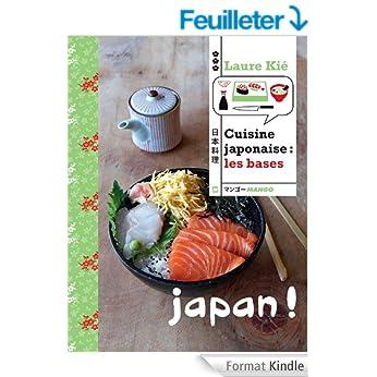 Cuisine japonaise les bases ebook laure ki patrice - Livre thermomix ma cuisine 100 facons ...