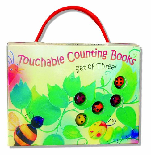 Bendon Publishing Touchable Counting Books Tote - 1