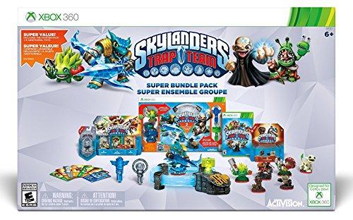 Skylanders Trap Team Holiday Bundle Pack - Xbox 360 (Xbox 360 Skylanders Controller compare prices)