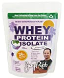 Jay Robb - Whey Protein Isolate Powder Strawberry