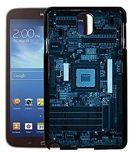 FCS Printed 2D Designer Hard Back Case For Samsung Galaxy Note 3 Design-10136