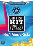 British Hit Singles And Albums - No. 1 Music Quiz (Limited Edition) [Interactive DVD]