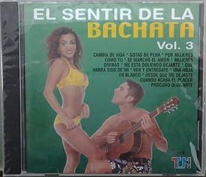 CD BACHATA EL SENTIR DE LA BACHATA VOL. 3