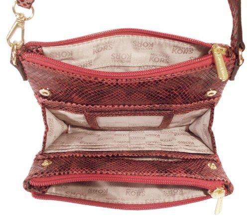 MICHAEL Michael KorsMichael Kors Fulton Large Crossbody Leather Bag