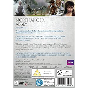 Northanger Abbey [Import anglais]
