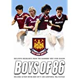 Boys of 86 - West Ham United [DVD]by John Gubba