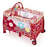 Cosatto Moon Unit Bassinette Travel Cot Oh So Pretty (Pink)