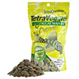 Tetra 16448 TetraVeggie Algae Wafers, 5.3-Ounce