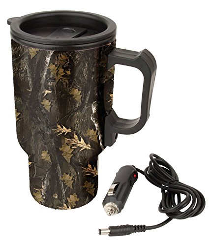 Heated Auto Cup Camouflaged Home Garden Kitchen Dining