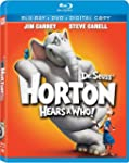 Horton Hears A Who (Blu-ray / DVD + D...