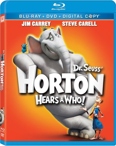 Horton Hears a Who Blu Ray DVD Best Price