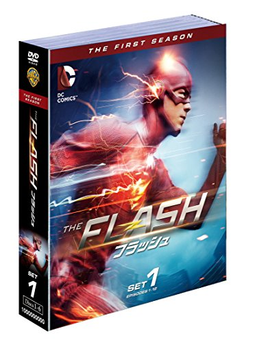 THE FLASH / フラッシュ 〈ファースト〉 セット1(6枚組) [DVD]