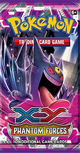 Pokémon Trading Card Game: XY-Phantom Forces Booster Pack