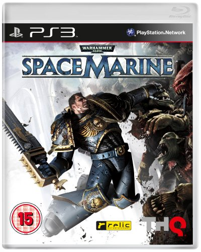 Warhammer 40,000: Space Marine  (PS3)