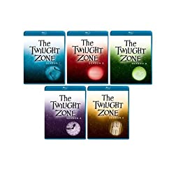 The Twilight Zone Season 1-5 Bundle [Blu-ray]