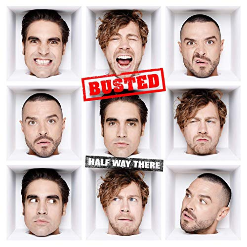 Vinilo : Busted - Half Way There (United Kingdom - Import)