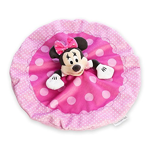 Disney Minnie Mouse Plush Blankie for Baby