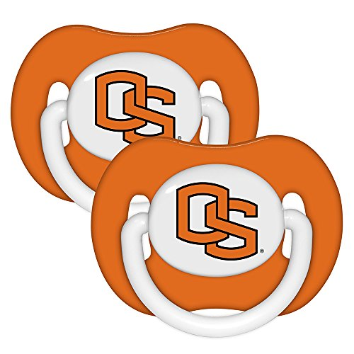 Baby Fanatic Pacifier (2 pack) - OREGON STATE, University of - 1