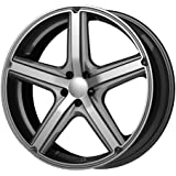 "American Racing Custom Wheels AR883 Maverick Anthracite Wheel With Machined Face (16x7""/5x114.3mm, +40mm offset)"