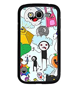 ifasho Designer Phone Back Case Cover Samsung Galaxy Grand 2 :: Samsung Galaxy Grand 2 G7105 :: Samsung Galaxy Grand 2 G7102 :: Samsung Galaxy Grand Ii ( Weekend Forecast Beer Calling Cheers )