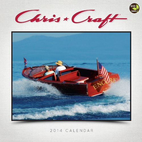 Chris Craft 2014 Calendar