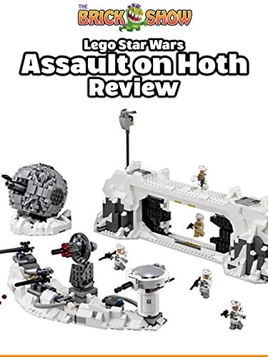 LEGO Star Wars Assault on Hoth Review (75098) on Amazon Prime Video UK